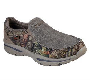 Camouflage Skechers Relaxed Fit: Creston - Moseco - FINAL SALE