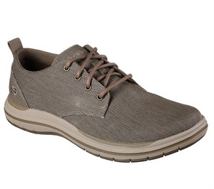 Brown Skechers Elson - Moten