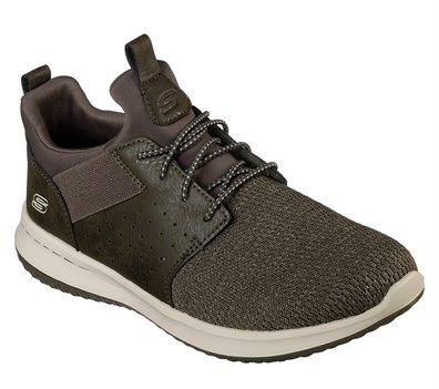 Olive Skechers Delson - Camben