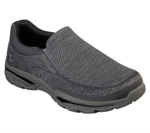Gray Skechers Relaxed Fit: Creston - Barron