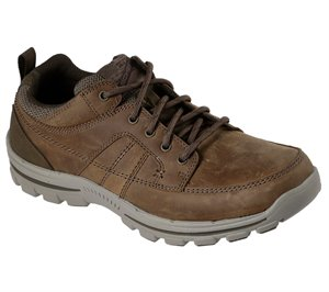 Natural Skechers Relaxed Fit: Braver - Ralson