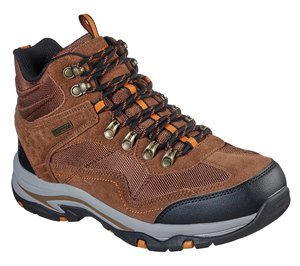 Brown Skechers Relaxed Fit: Trego - Pacifico
