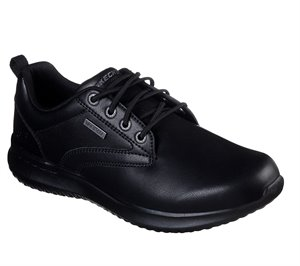 Black Skechers Delson - Antigo