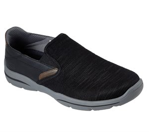 Black Skechers Relaxed Fit: Harper - Merson