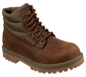 Brown Skechers Relaxed Fit: Verdict - Verno