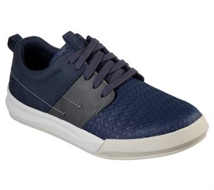 Navy Skechers Relaxed Fit: Norsen - Avelo
