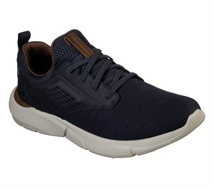 Navy Skechers Relaxed Fit: Ingram - Marner