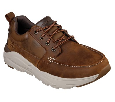 Brown Skechers Relaxed Fit: Verrado - Edric