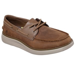 Brown Skechers Status 2.0 - Former
