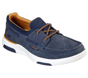 Navy Skechers Bellinger - Garmo