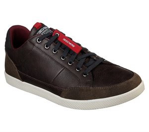 Brown Skechers Placer - Maneco