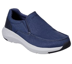 Blue Skechers Relaxed Fit: Parson - Trest