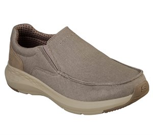 Natural Skechers Relaxed Fit: Parson - Trest