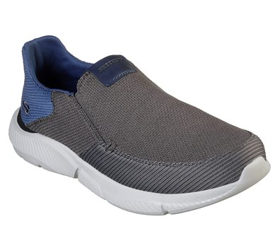 Gray Skechers Relaxed Fit: Ingram - Soard