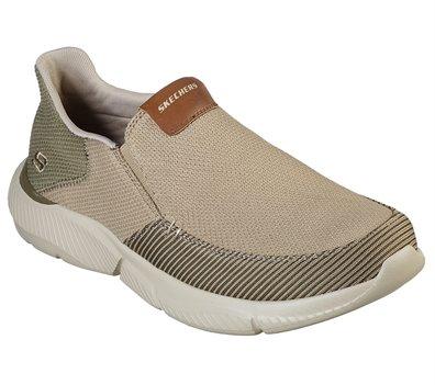 Brown Skechers Relaxed Fit: Ingram - Soard