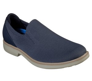 Blue Skechers Relaxed Fit: Pierson - Solem