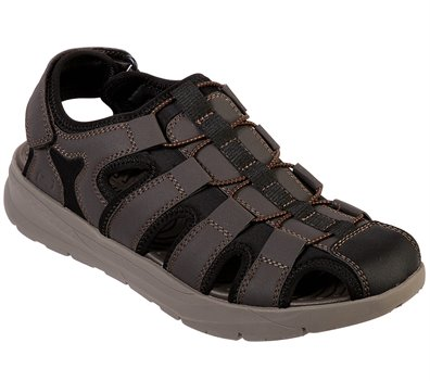 Brown Skechers Relaxed Fit: Relone - Henton