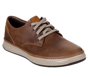 Brown Skechers Moreno - Gustom
