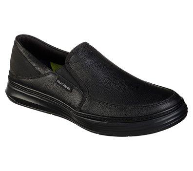 Black Skechers Moreno - Relton