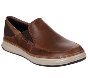 Brown Skechers Moreno - Relton