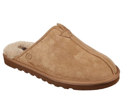 Natural Skechers Relaxed Fit: Renten - Palco