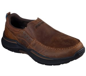 Brown Skechers Relaxed Fit: Expended - Seveno