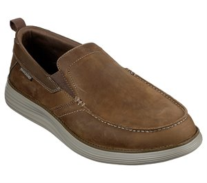 Brown Skechers Status 2.0 - Targo