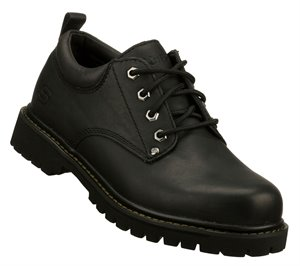 Black Wide Skechers Tom Cats