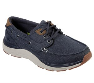Navy Skechers Relaxed Fit: Sentinal - Hagman