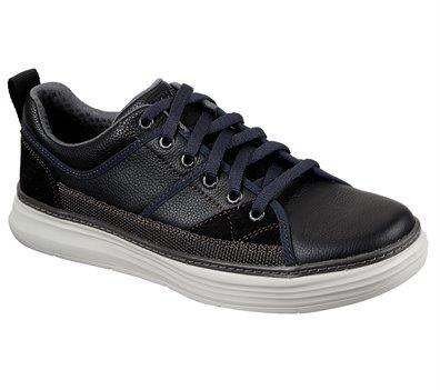 Black Skechers Moreno - Pence