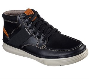 Natural Black Skechers Moreno - Alago