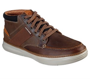 Brown Skechers Moreno - Alago