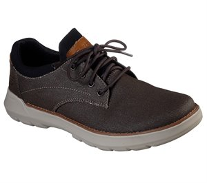 Brown Skechers Relaxed Fit: Doveno - Reson