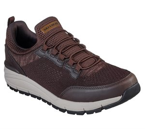 Brown Skechers Relaxed Fit: Volero - Sermon
