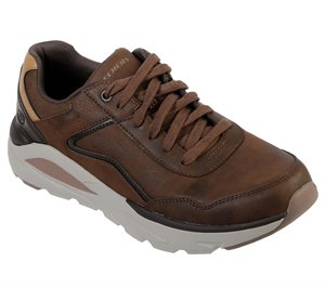 Brown Skechers Relaxed Fit: Verrado - Crafton