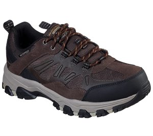 Brown Skechers Relaxed Fit: Selmen - Enago