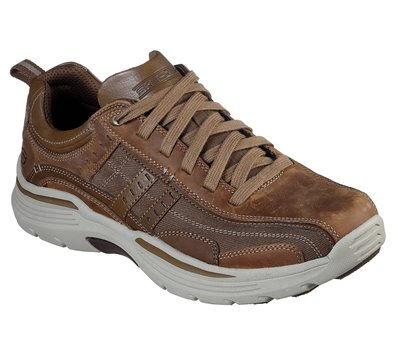 Multi Brown Skechers Relaxed Fit: Expended - Manden