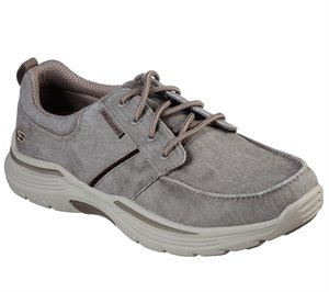 Natural Skechers Relaxed Fit: Expended - Bermo