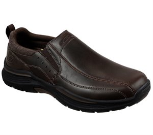 Brown Skechers Relaxed Fit: Expended - Venline