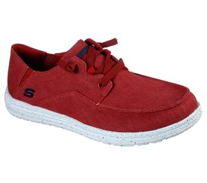 RED Skechers Melson - Volgo - FINAL SALE