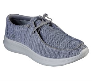 Gray Skechers Delson 2.0 - Arego