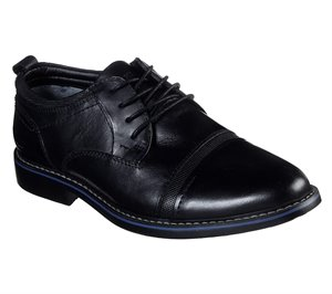 Black Skechers Bregman - Selone - FINAL SALE