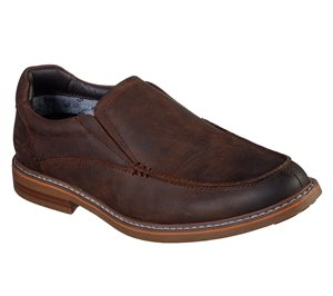 Brown Skechers Bregman - Ortes