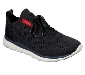 Gray Skechers Bulger - Nickson