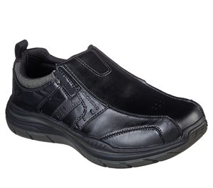 Black Skechers Relaxed Fit: Expected 2.0 - Wildon