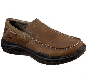 Brown Skechers Relaxed Fit: Expected 2.0 - Norlo