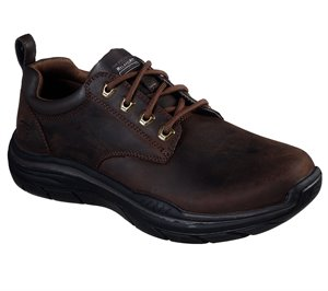 Brown Skechers Relaxed Fit: Expected 2.0 - Harlo