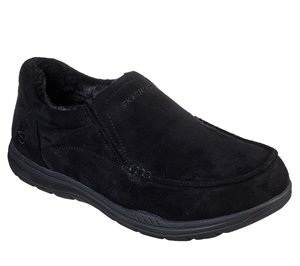 Black Skechers Relaxed Fit: Expected X - Larmen