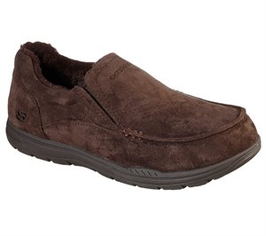 Brown Skechers Relaxed Fit: Expected X - Larmen