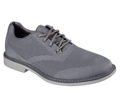 Gray Skechers Hardee